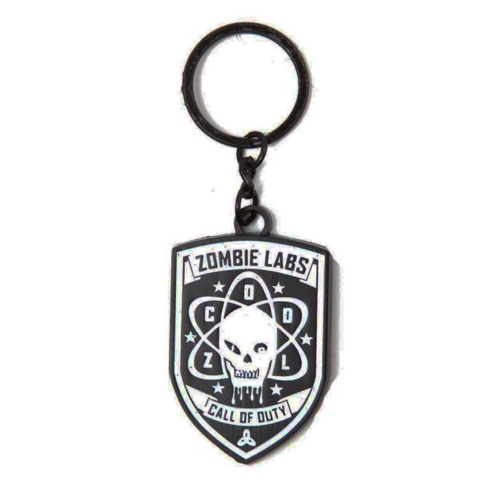 Call of Duty Zombie Labs Sleutelhanger