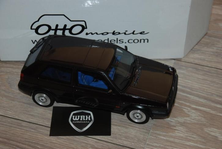 VOLKSWAGEN Golf 2 GTi G60 Edition one Otto mobile OT520 WRH