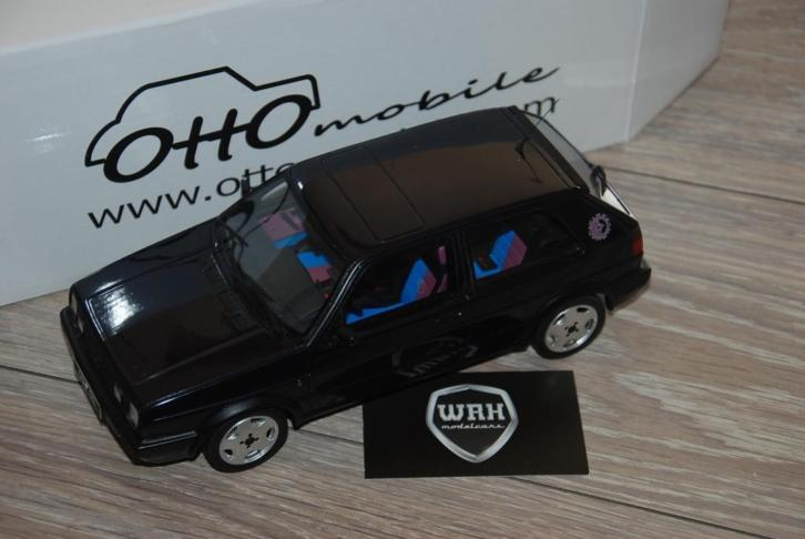 VOLKSWAGEN Golf 2 GTI Fire and Ice Otto mobile OT547 WRH