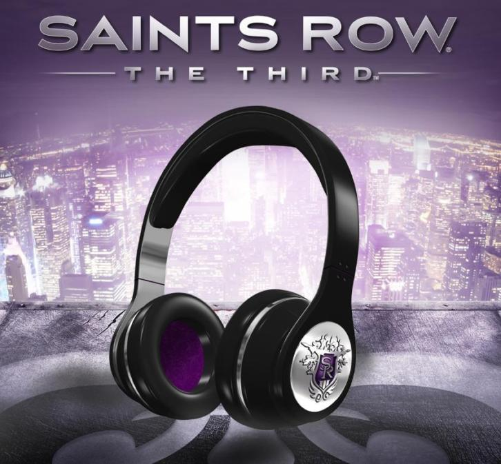 Saints Row the Third Headset