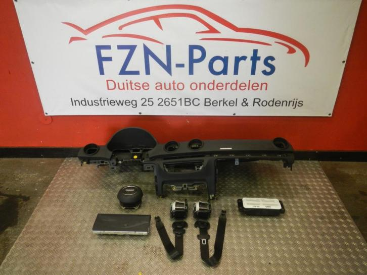 Audi A3 8V0 Airbagset Airbag set Compleet