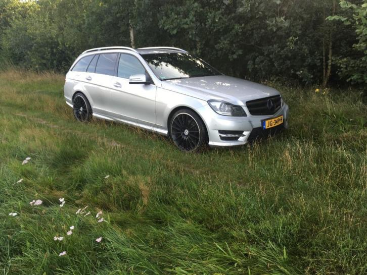 mercedes C 200 AMG alle opties