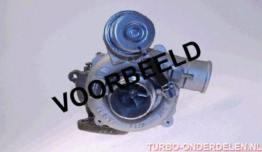 Turbo Revisie Nissan X-Trail 2.2 dCi 2.2dCi 136 PK