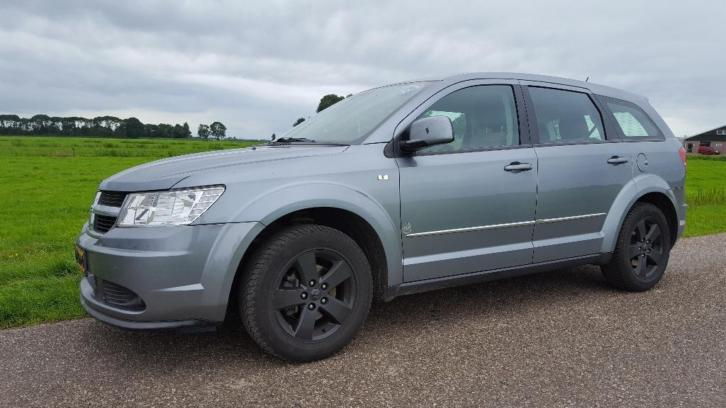 Dodge Journey 2.0 CRD SXT AUT 2008 Grijs