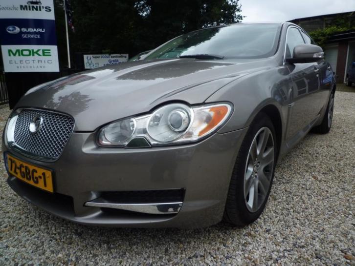 Jaguar XF 2.7D V6 LUXURY (bj 2008, automaat)
