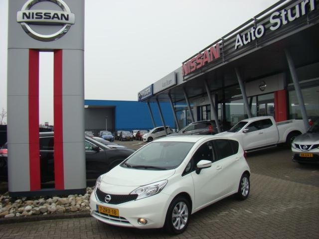 Nissan Note 1.2 DIG-S Connect Edition (bj 2015)