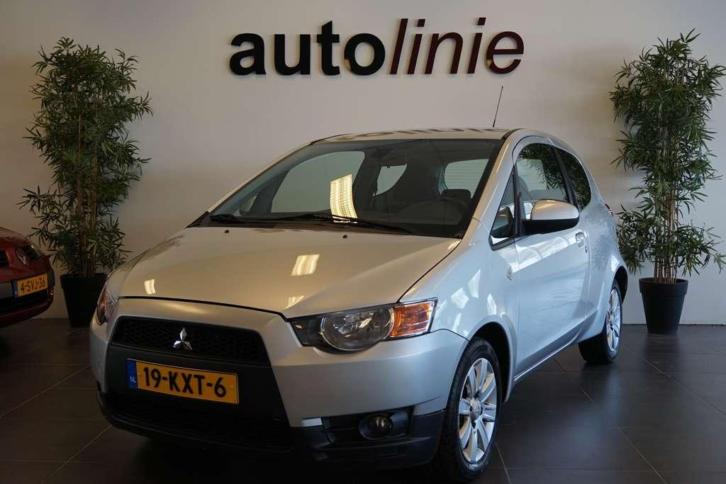 Mitsubishi Colt 1.3 Cleartec Edition Two, Airco, Apk 03/2018