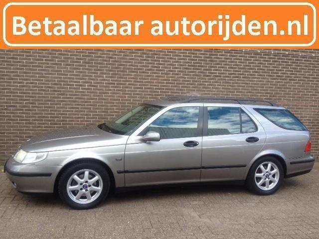 Saab 9-5 2.0t Linear Business Pack Automaat (bj 2003)