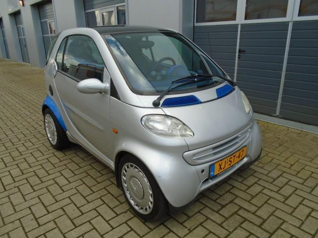Smart CITY COUPE Smart & Pulse, Automaat, Panoramadak! Nwe A
