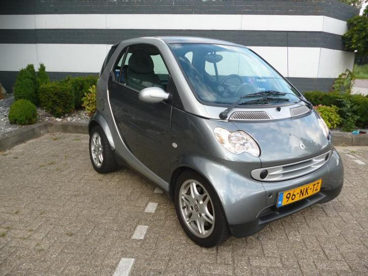 Smart Fortwo 0.7 45kW (bj 2003)