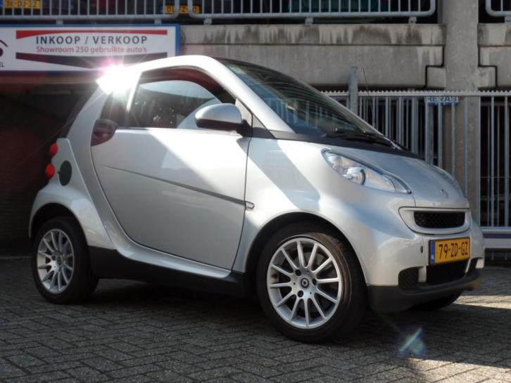 Smart Fortwo coupé 1.0 PASSION (bj 2008, automaat)