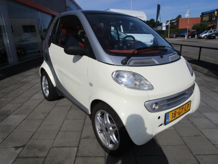 smart city-coupé smart & pure