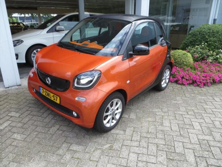 smart Fortwo 1.0 52KW COUPE