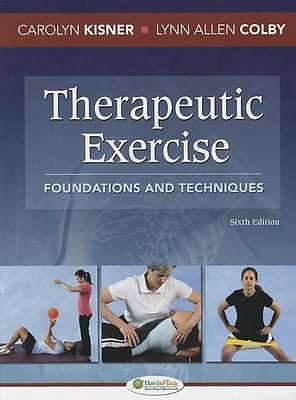 Therapeutic Exercise: Foundations and 9780803625747