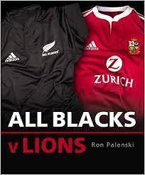 Rugby All Blacks v Lions Ron Palenski