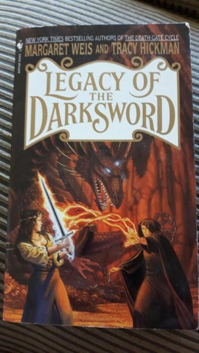 Legacy of the Darksword van Weis en Hickman