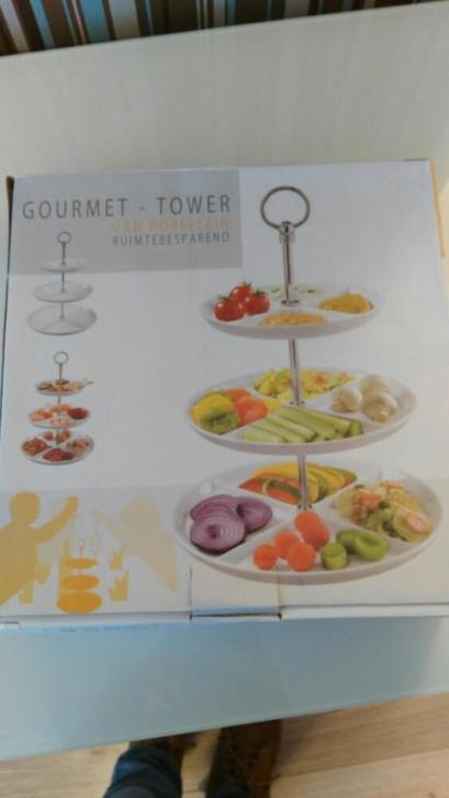 courmet tower