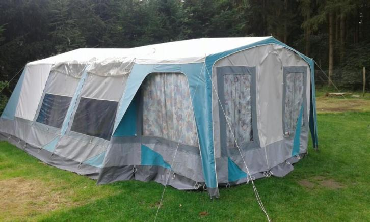 bungalowtent 6 pers.