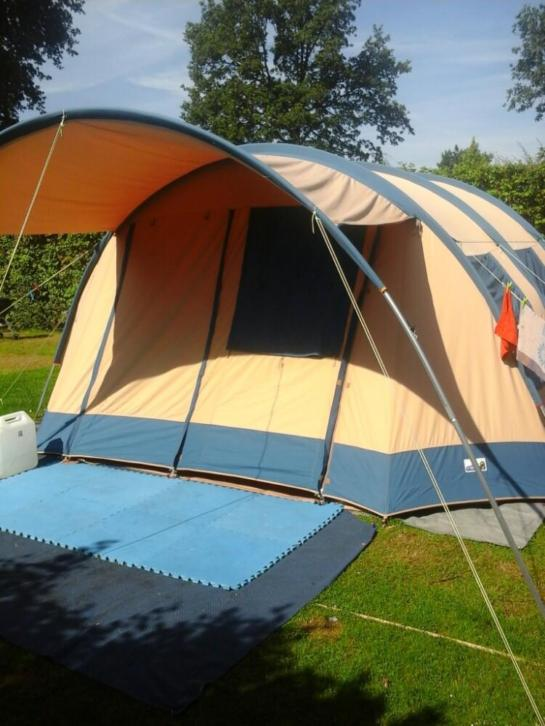 6 persoons tunneltent