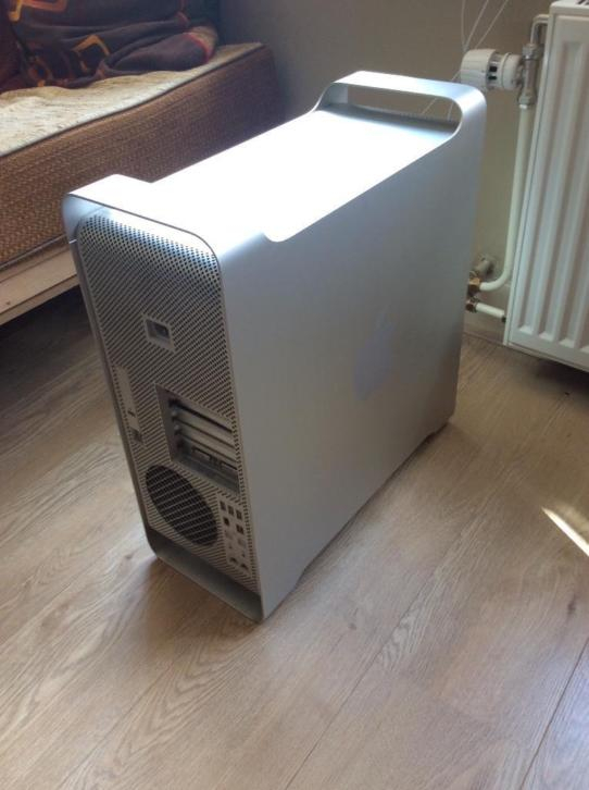 Mac Pro 2 x 2.66 GHz Dual-core (4-core), 6GB Ram