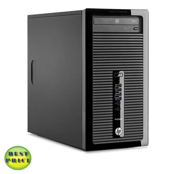 HP ProDesk 400 MT i5-4570 8GB 1TB Windows 7 Pro