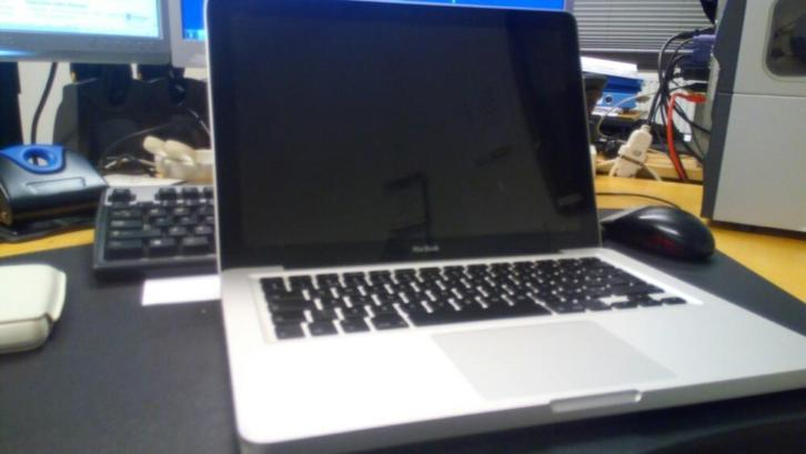Macbook '08, €170 = weg!