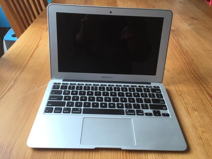 MacBook Air uit September 2013