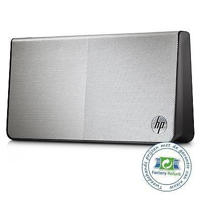 HP S9500 White Bluetooth Speaker G5B17AA (29172)