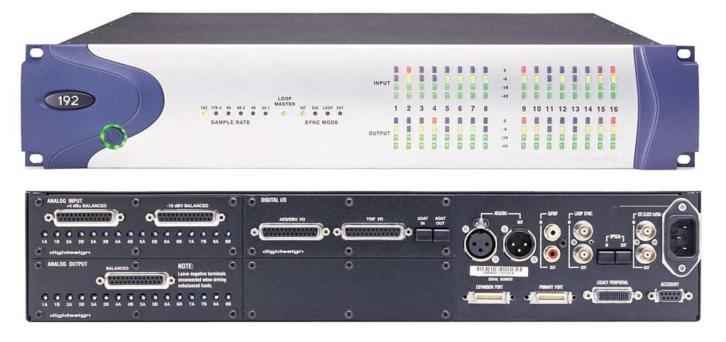 Digidesign 192 I/O