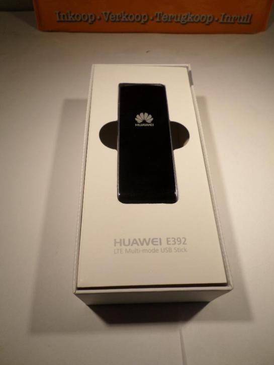 huawei e392 4g lte usb dongle