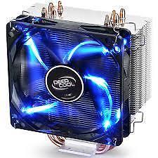 Cpu cooler deep cool gammaxx 400