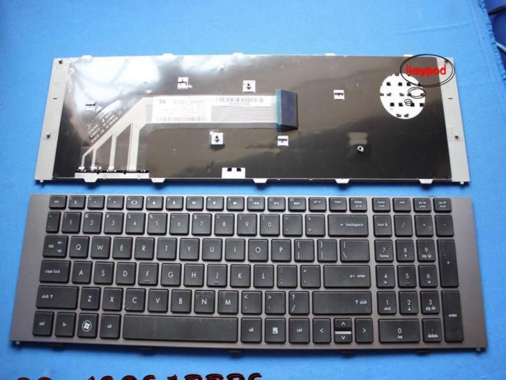 Notebook keyboard for HP ProBook 4740s without frame (KBH..