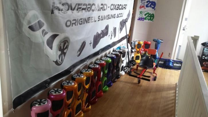 oxboard hoverboard met samsung accu 20cell