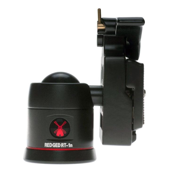Redged Statiefkoppen - RT-1N Professional Ball Head