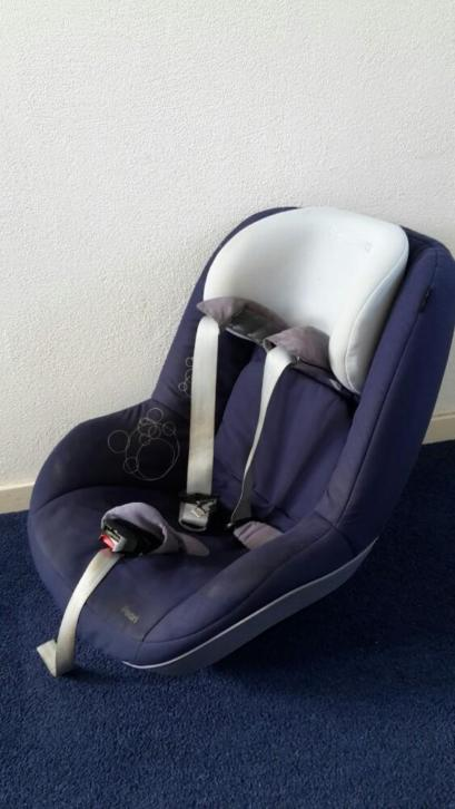 Maxi-Cosi Pearl Incl IsoFix ststeem