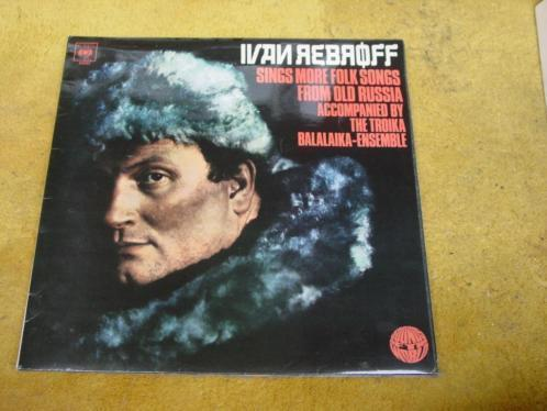 Ivan Rebroff - Sings More Folk Songs From Old Russia