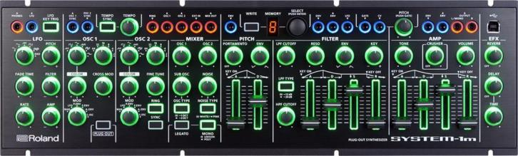 Roland SYSTEM-1m AIRA Plug-Out Synthesizer