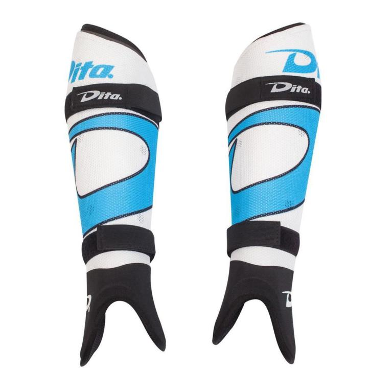 Dita Shinguard Ortho Plus Senior Wit/Lichtblauw/Zwart