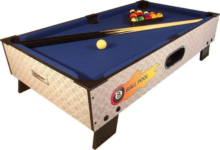 Minni Pooltafel 8-ball TopTable 3ft