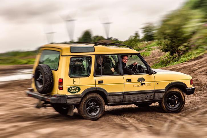 Foresttours offroad cursus