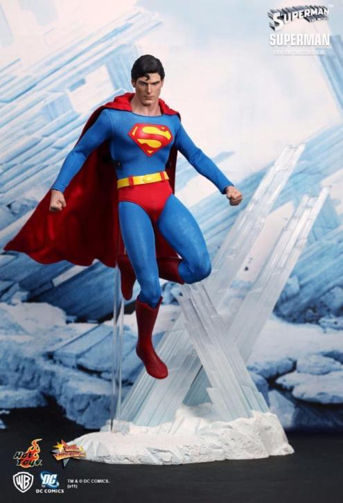 Hot Toys exclusive Superman 1978 Christopher Reeve