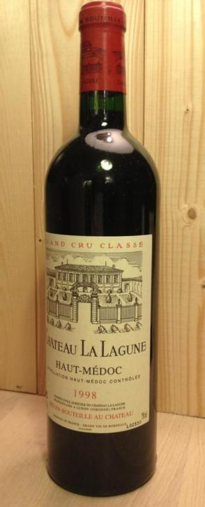 Bordeaux 1998 Chateua La Lagune 3er Grand Cru