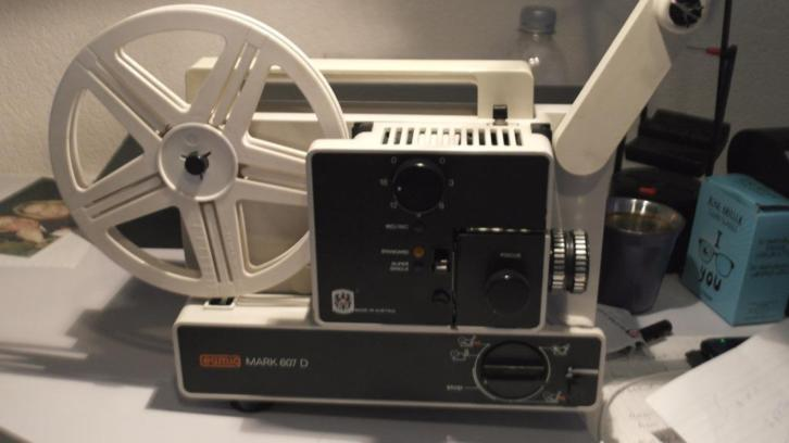 Filmprojector Eumig Super 8
