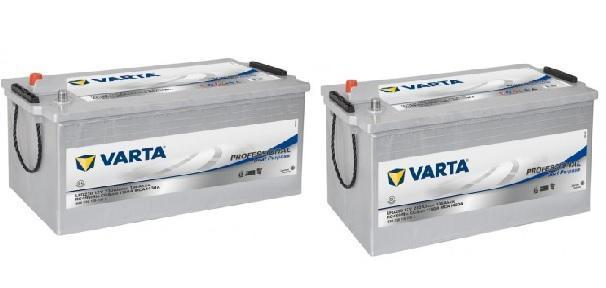Accupakket VARTA Dual Purpose 12V 230Ah 1150A/EN