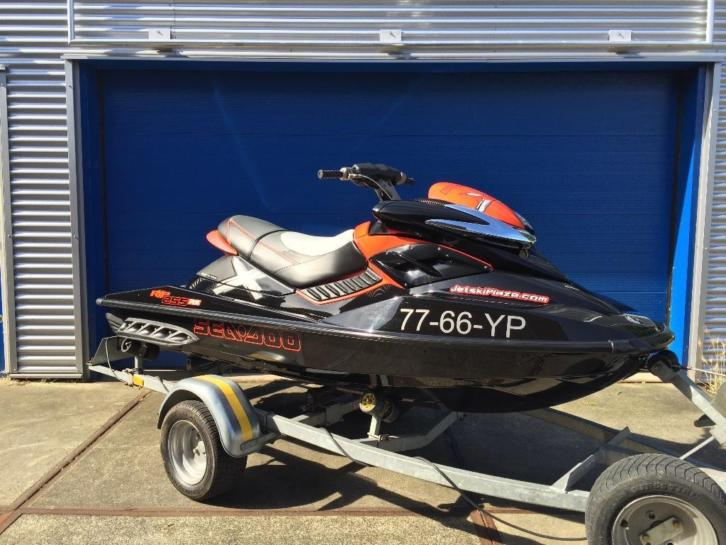 Seadoo RXP 255 RS 2010 90 Uur Waterscooter Jetski