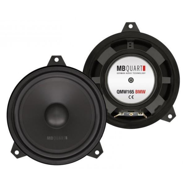 MB QUART QMW-165 BMW (16,5 cm woofer, Woofers, Autospeakers)