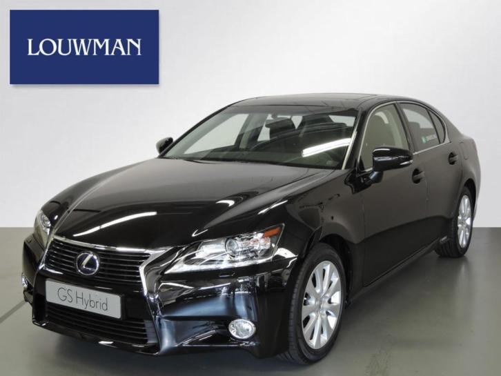 Lexus GS 300h Business Line Pro Limited - 20% Bijtelling tot