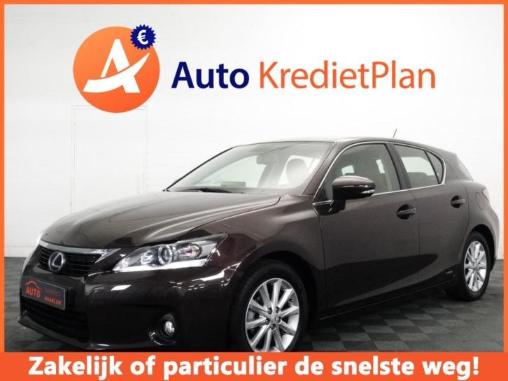 Lexus CT 200 Hybride Luxury Line-Full Options [v.a. 199,- pe