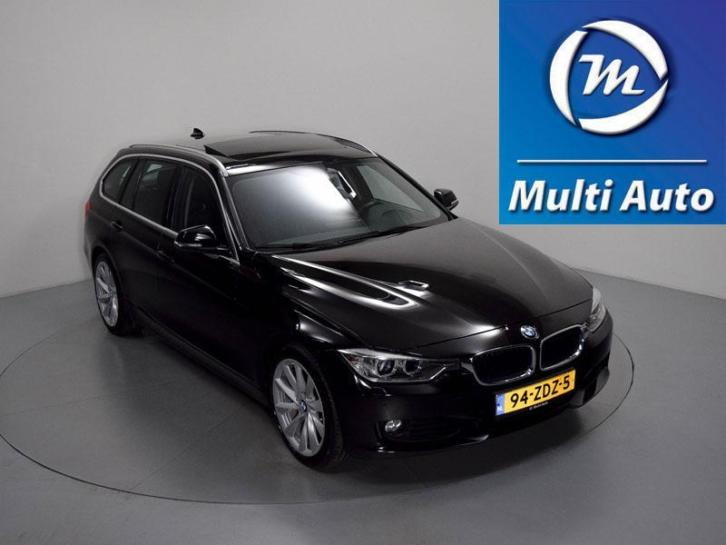 BMW 3 Serie Touring 320D UPGRADE EDITION Automaat Leder Xeno