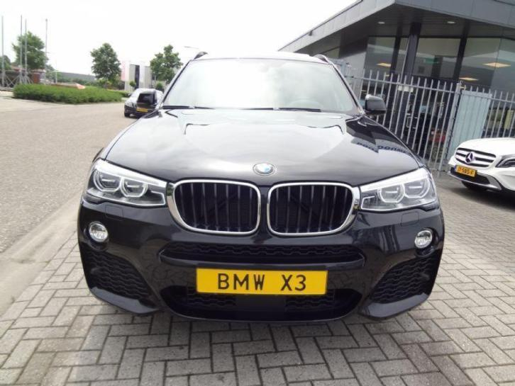 BMW X3 20i 20 i xd M sport high executive aut8|Alle opties